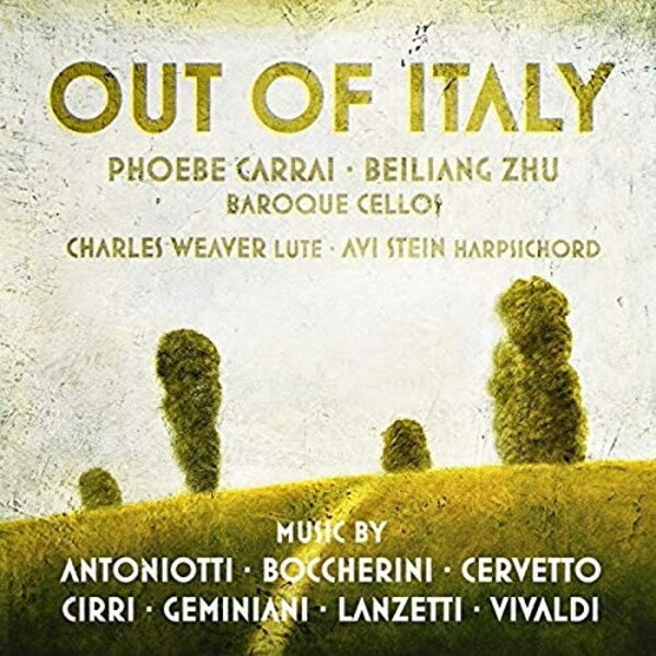 Out of Italy