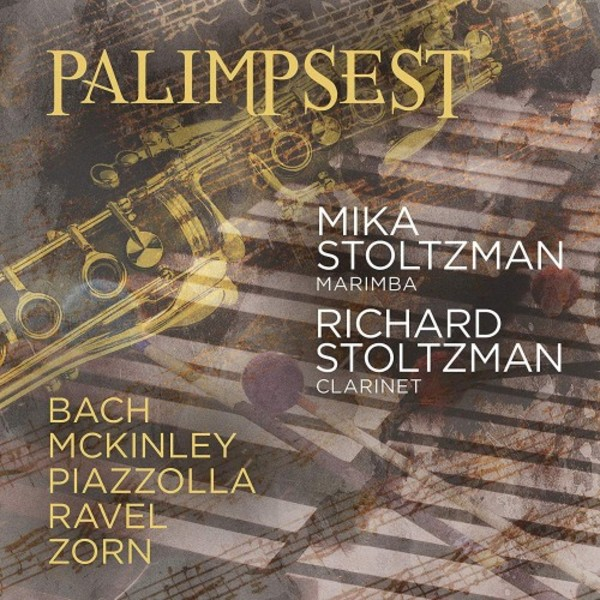 Palimpsest - Music for Marimba and Clarinet