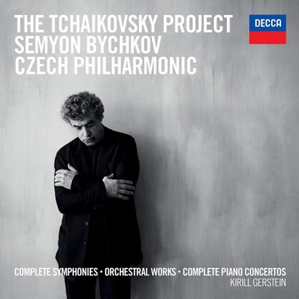 The Tchaikovsky Project: Symphonies, Piano Concertos, Orchestral Works