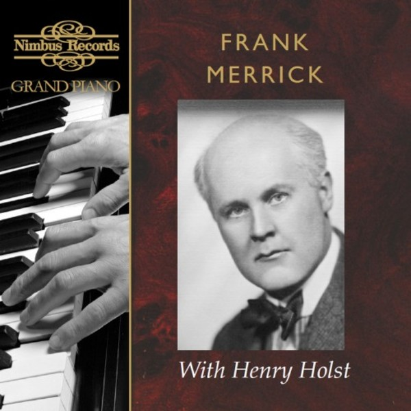 Frank Merrick with Henry Holst  | Nimbus NI8826