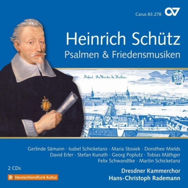 Schutz - Complete Edition Vol.20: Psalms & Friedensmusiken