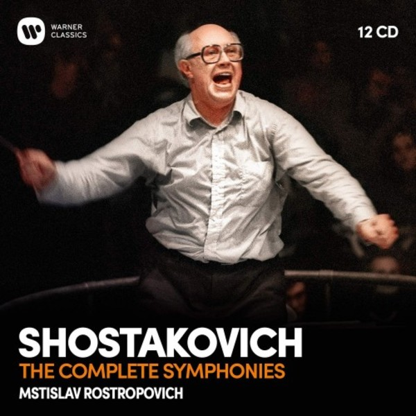 Shostakovich - The Complete Symphonies