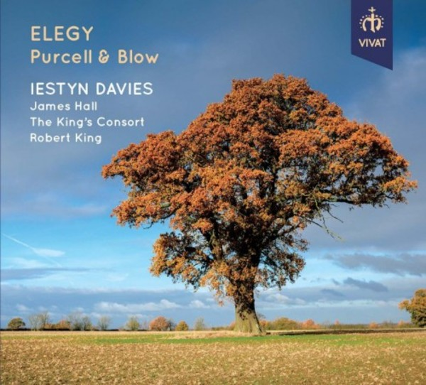 Elegy: Purcell & Blow - Countertenor Duets