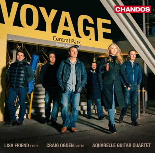 Voyage: Music for Flute and Guitars