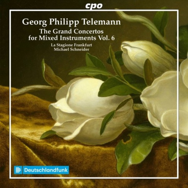 Telemann - The Grand Concertos for Mixed Instruments Vol.6