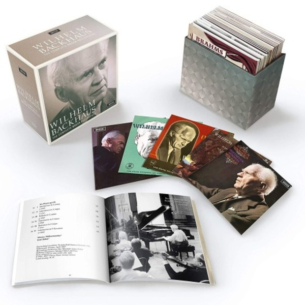 Wilhelm Bachkaus: The Complete Decca Recordings