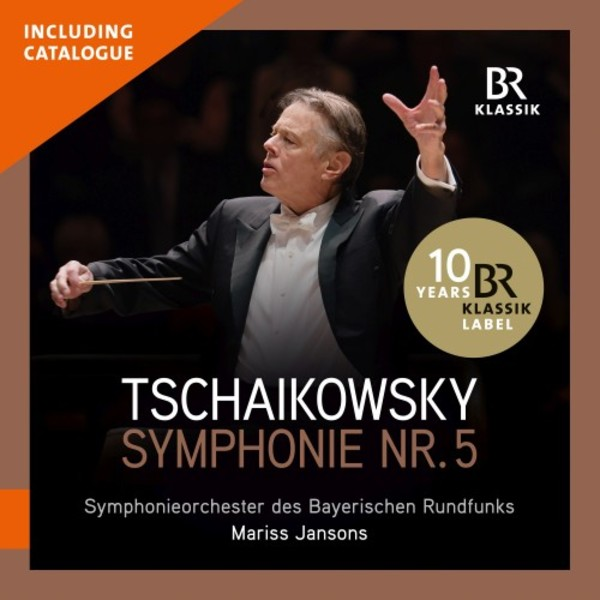 Tchaikovsky - Symphony no.5 (CD + Catalogue)