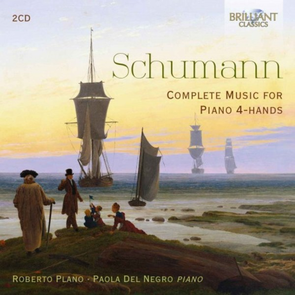 Schumann - Complete Music for Piano 4-Hands
