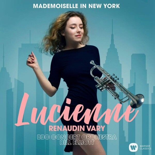 Mademoiselle in New York | Warner 9029540710