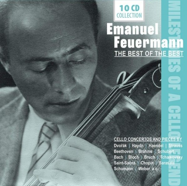 Emanuel Feuermann: The Best of the Best | Documents 600517
