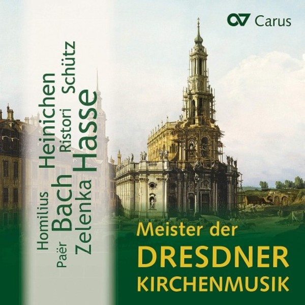 Masters of Dresden Church Music