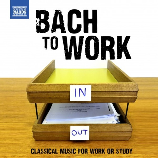 Bach to Work: Classical Music for Work or Study