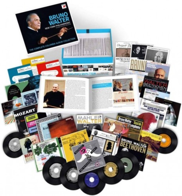 Bruno Walter: The Complete Columbia Album Collection