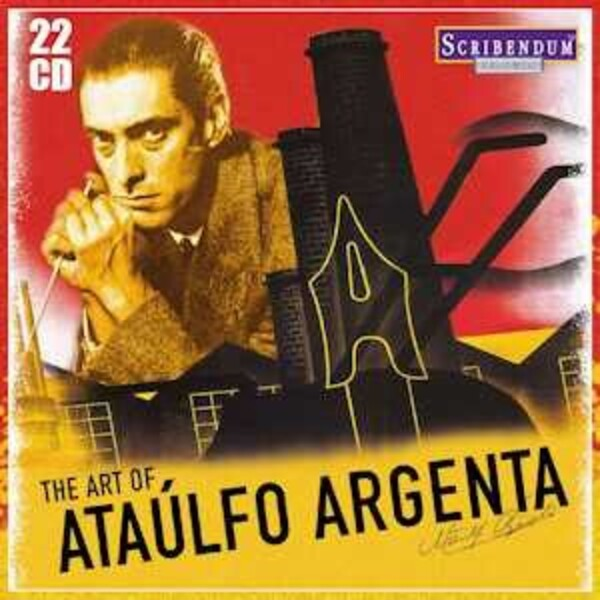 The Art of Ataulfo Argenta | Scribendum SC815