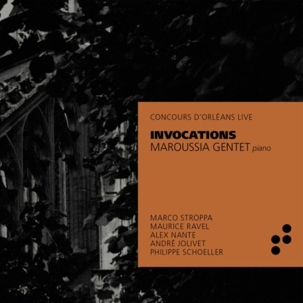 Maroussia Gentet: Invocations | B Records LBM022