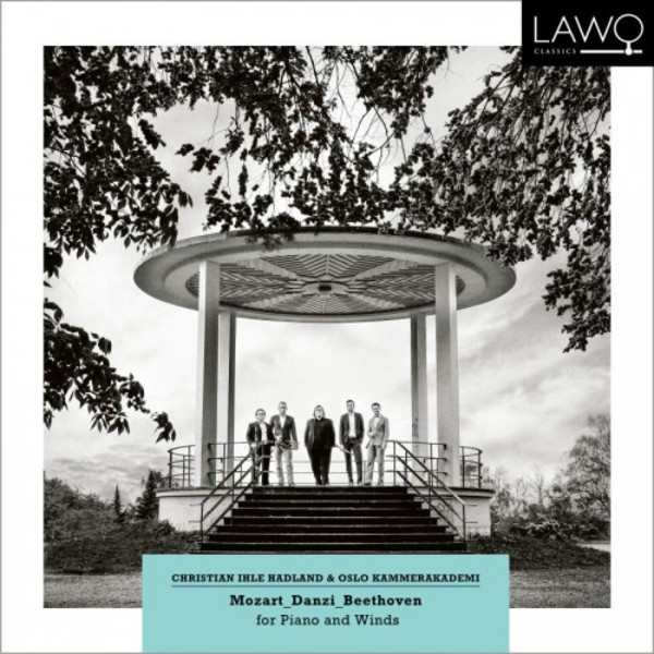 Mozart, Danzi & Beethoven - Music for Piano & Winds