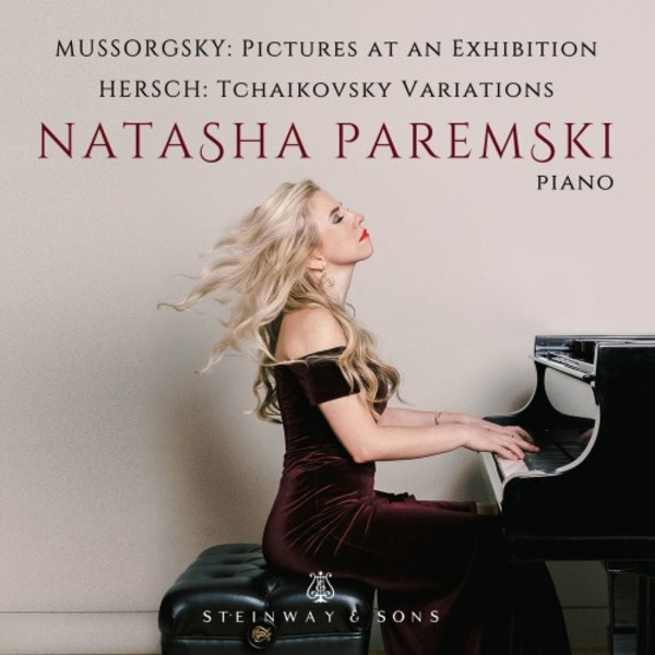 Mussorgsky - Pictures at an Exhibition; Hersch - Tchaikovsky Variations