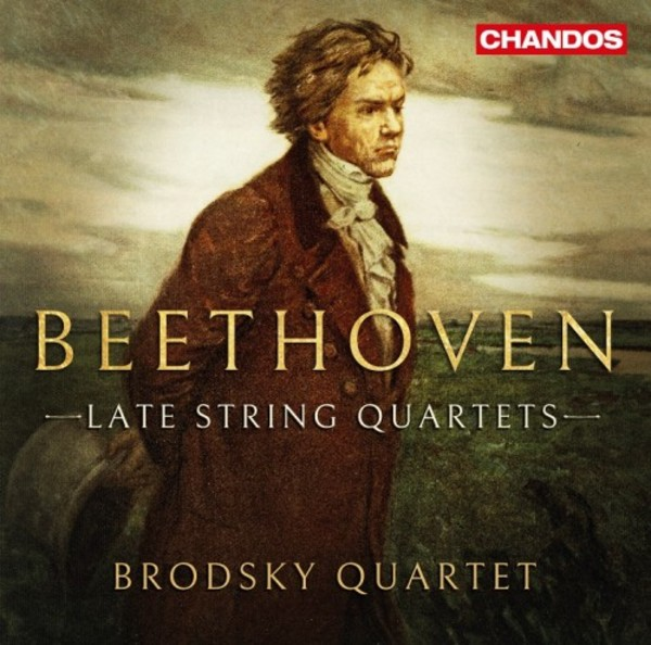 Beethoven - Late String Quartets | Chandos CHAN201143