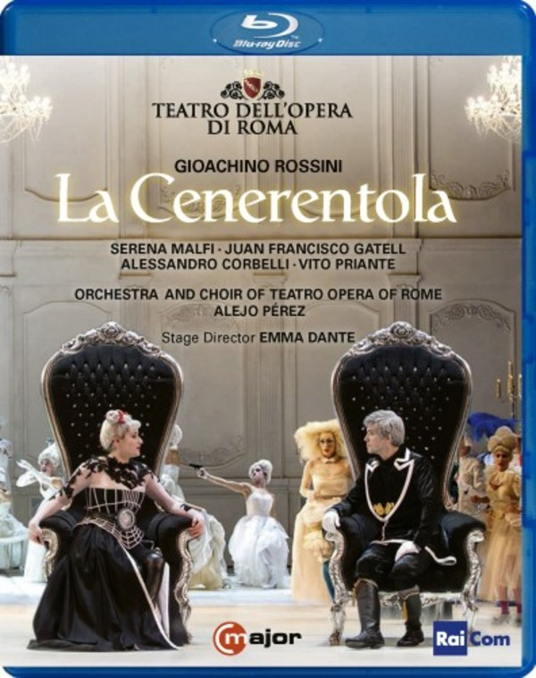 Rossini - La Cenerentola (Blu-ray) | C Major Entertainment 752504
