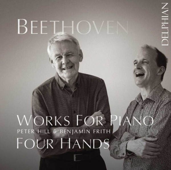 Beethoven - Works for Piano Four Hands