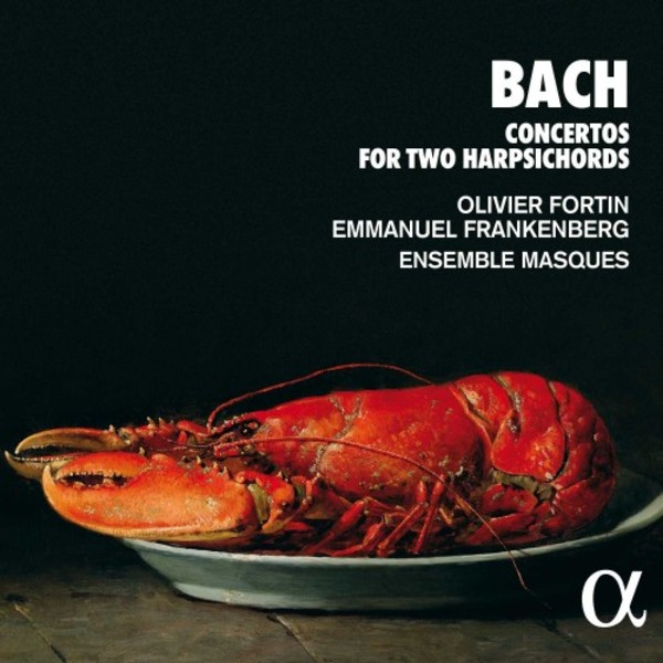 JS Bach - Concertos for Two Harpsichords