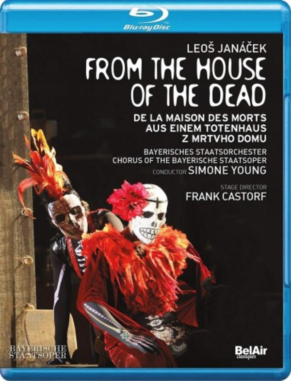 Janacek - From the House of the Dead (Blu-ray) | Bel Air BAC573