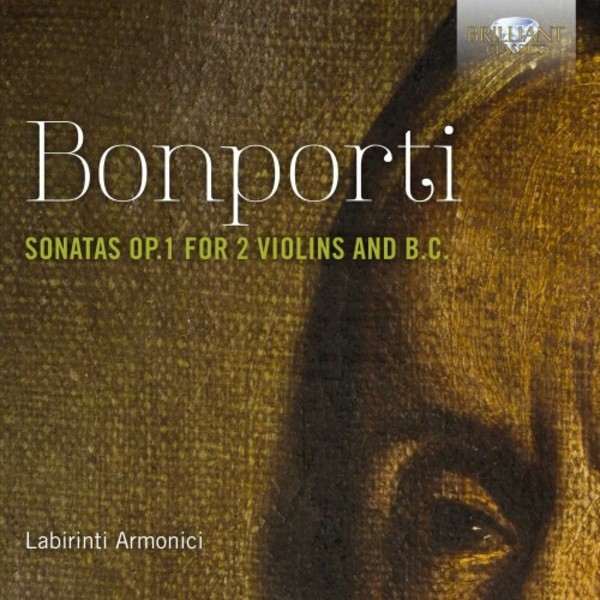 Bonporti - Sonatas for 2 Violins and Continuo, op.1