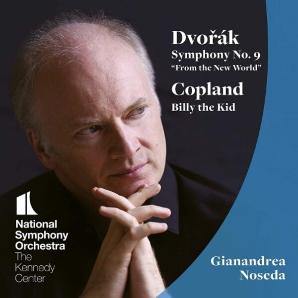 Dvorak - Symphony no.9; Copland - Billy the Kid