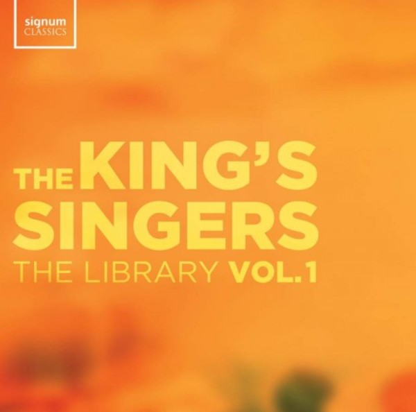 The King�s Singers: The Library Vol.1