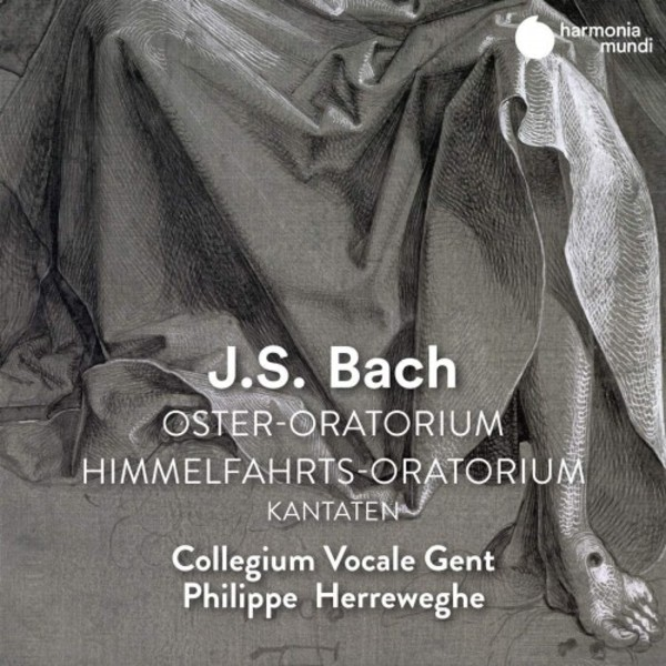 JS Bach - Easter & Ascension Oratorios, Cantatas