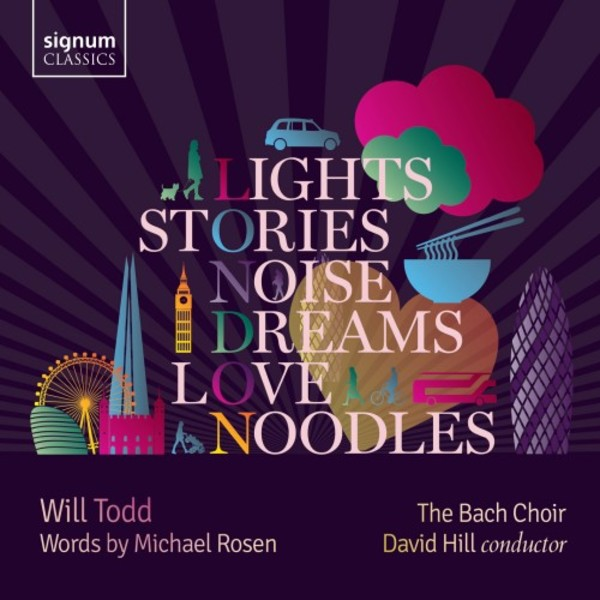Todd - Lights, Stories, Noise, Dreams, Love and Noodles