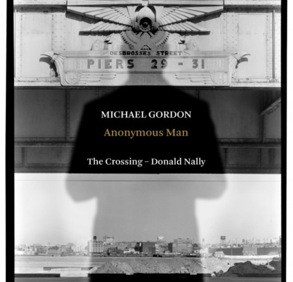 Michael Gordon - Anonymous Man