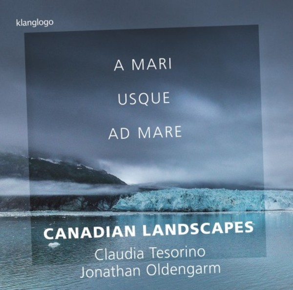 Canadian Landscapes: Music for Saxophone and Organ