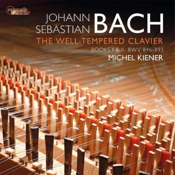JS Bach - The Well-Tempered Clavier Books I & II