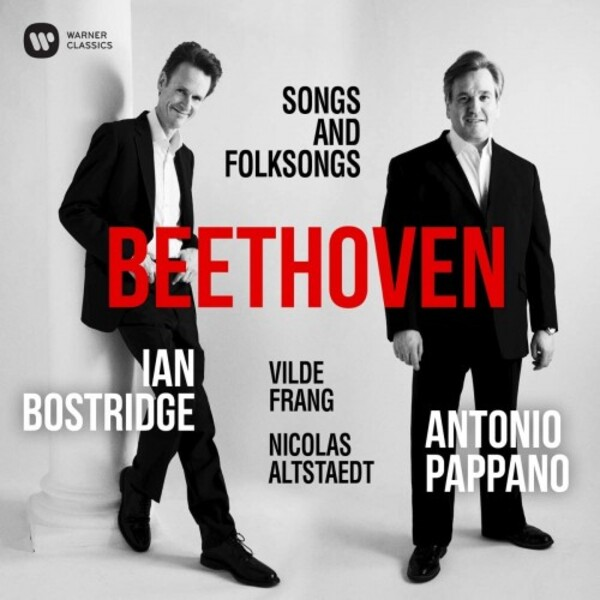 Beethoven - Songs and Folksongs