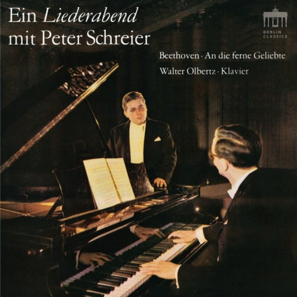 A Beethoven Song Recital with Peter Schreier