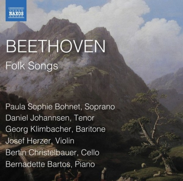 Beethoven - Folk Songs