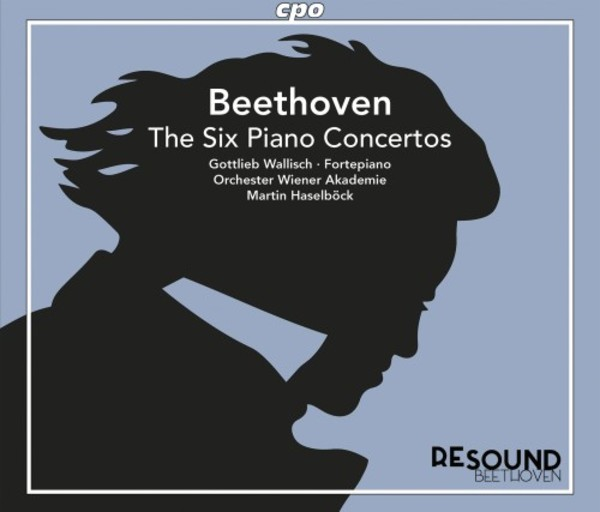 Beethoven - The Six Piano Concertos