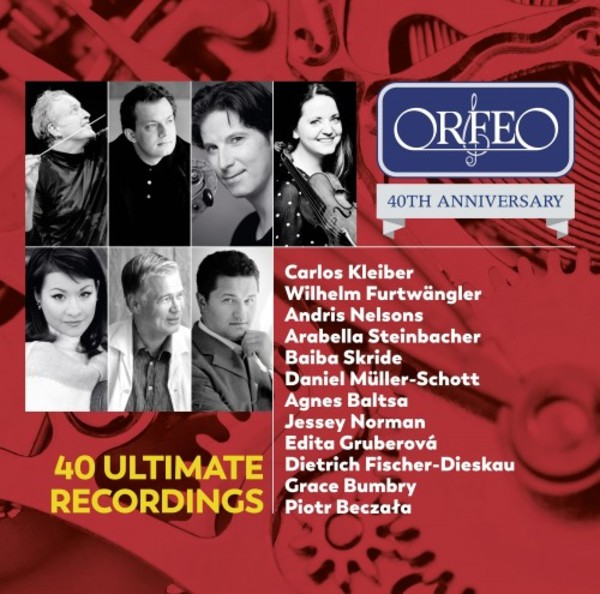 Orfeo 40th Anniversary: 40 Ultimate Recordings
