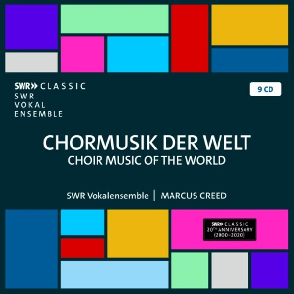 Choir Music of the World | SWR Classic SWR19100CD