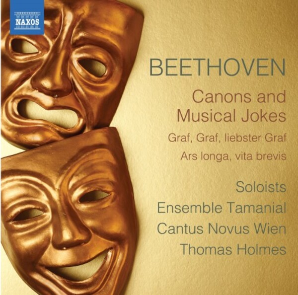 Beethoven - Canons and Musical Jokes