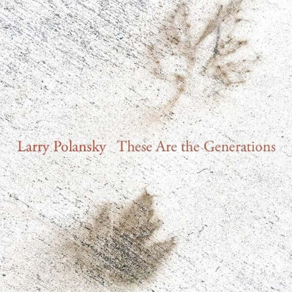 Polansky - These Are the Generations