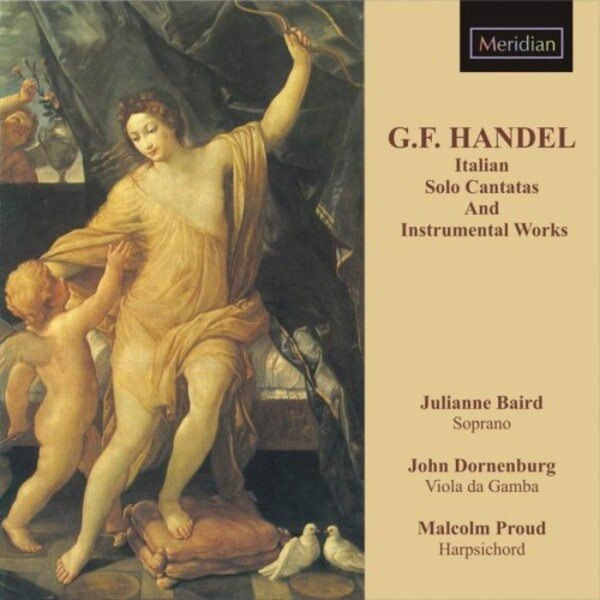 Handel - Italian Solo Cantatas and Instrumental Works