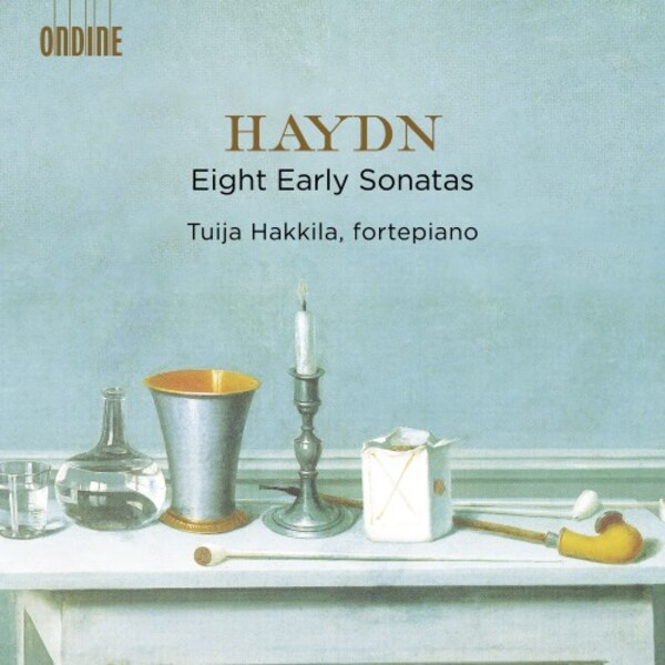Haydn - Eight Early Sonatas | Ondine ODE13602D