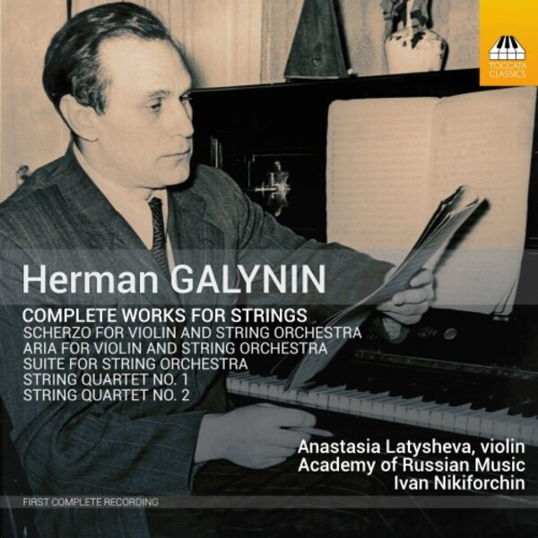 Galynin - Complete Works for Strings