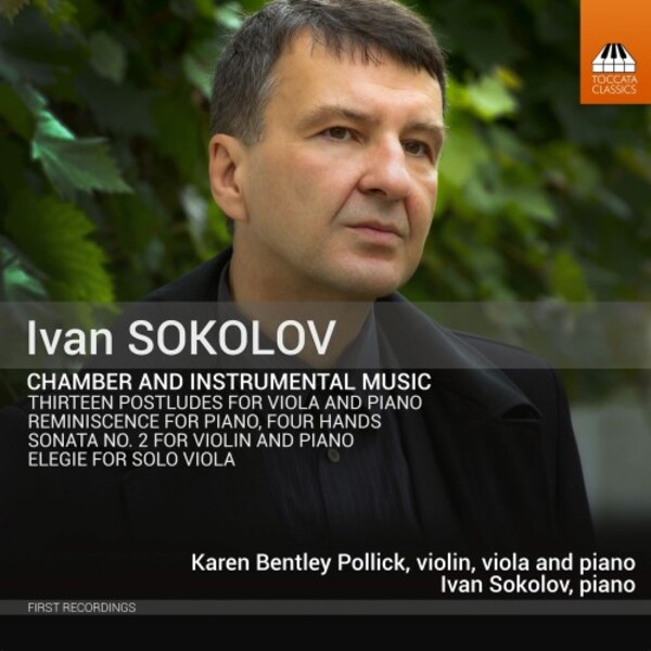 I Sokolov - Chamber and Instrumental Music