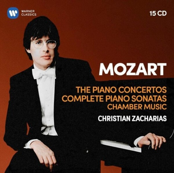 Mozart - The Piano Concertos, Complete Piano Sonatas, Chamber Music