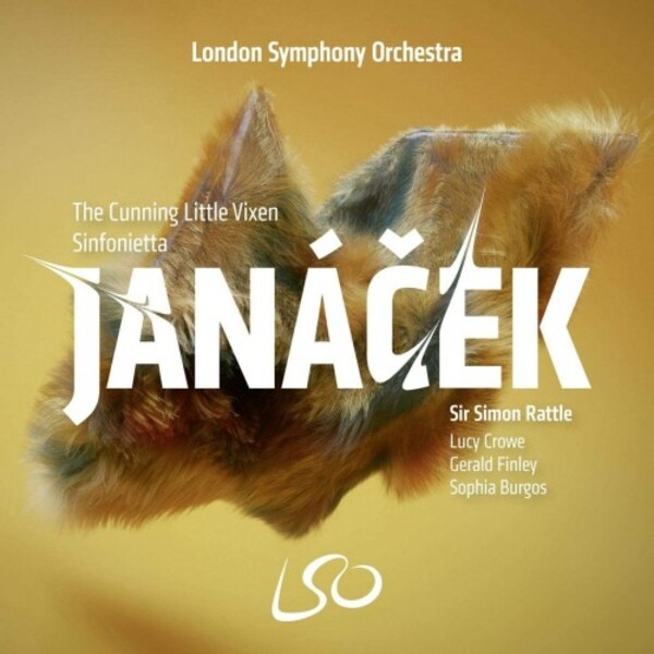 Janacek - The Cunning Little Vixen, Sinfonietta
