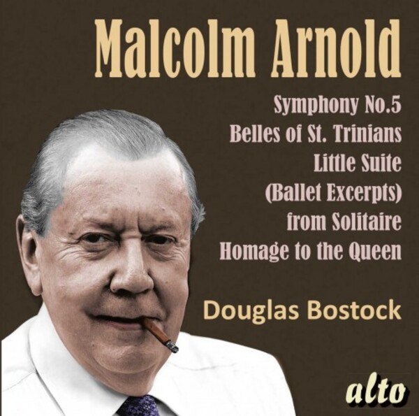 Arnold - Symphony no.5, Belles of St Trinian�s, Divertimento no.2, Machines, etc.
