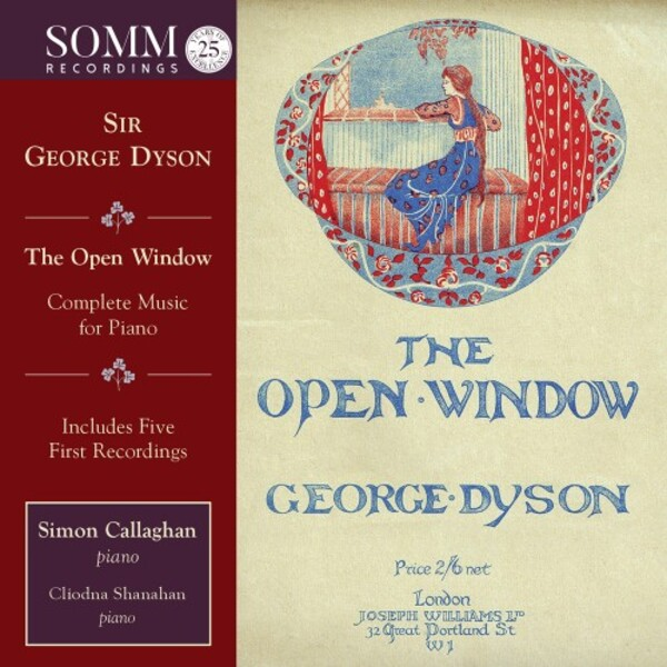 Dyson - The Open Window: Complete Music for Piano
